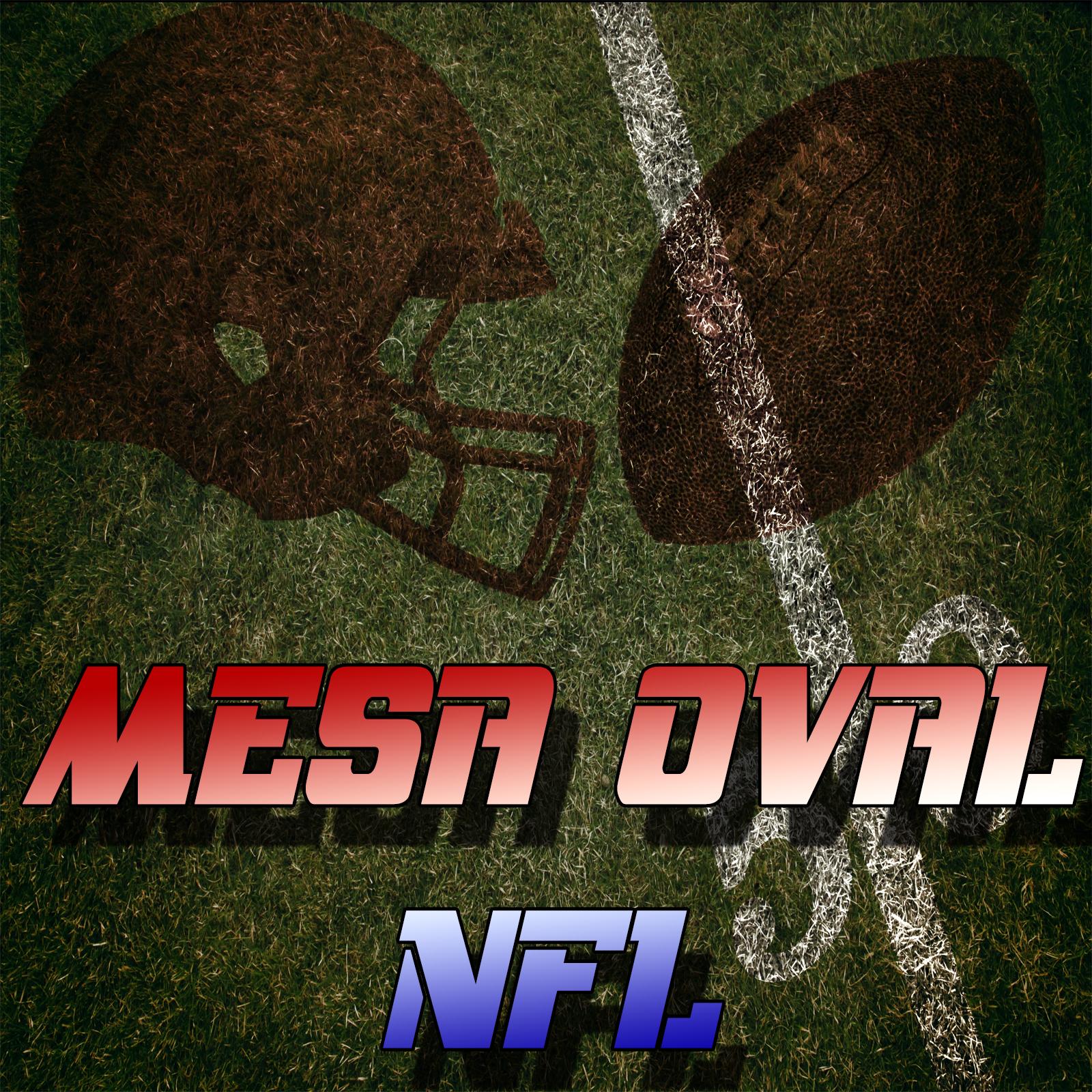 Imagem do Mesa Oval NFL