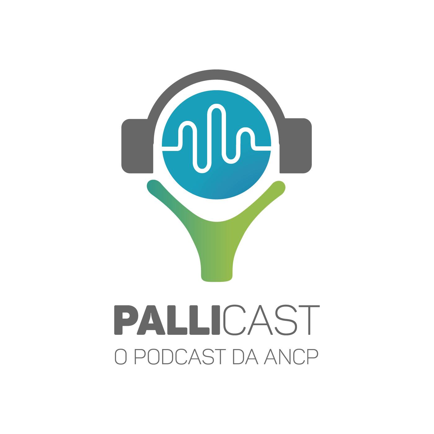 Imagem do Pallicast - Podcast da Academia Nacional de Cuidados Paliativos