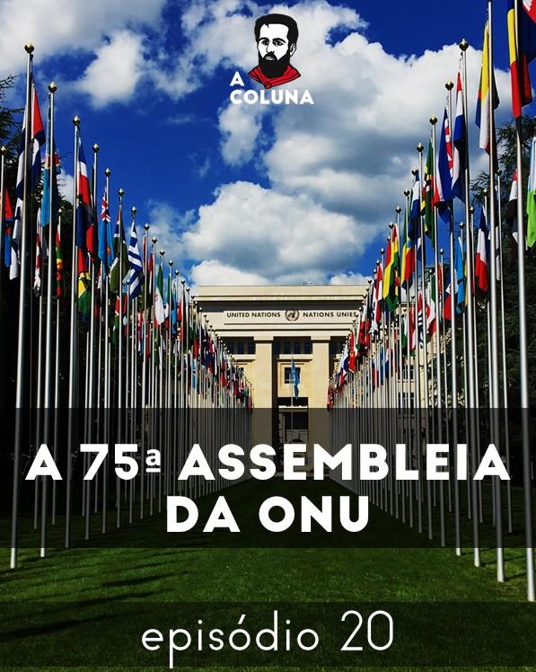 20 - A 75ª Assembleia da ONU