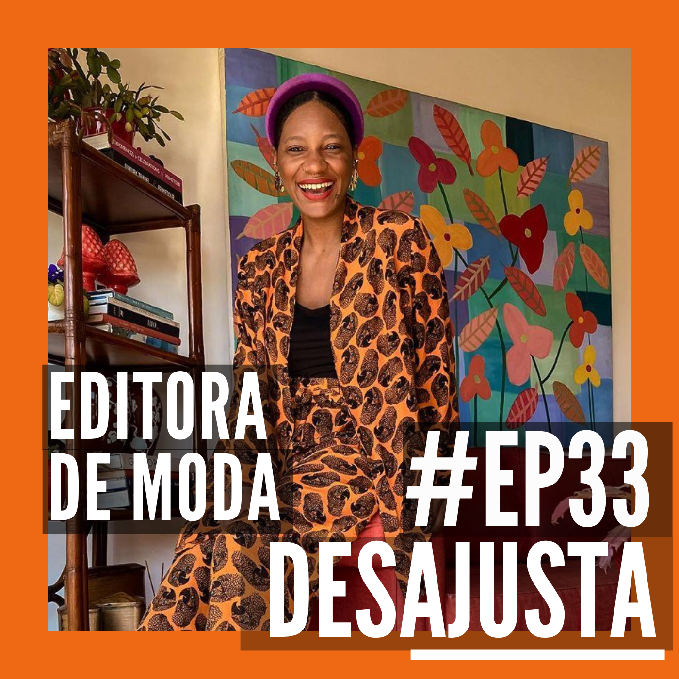 Editora de Moda - com Luanda Vieira