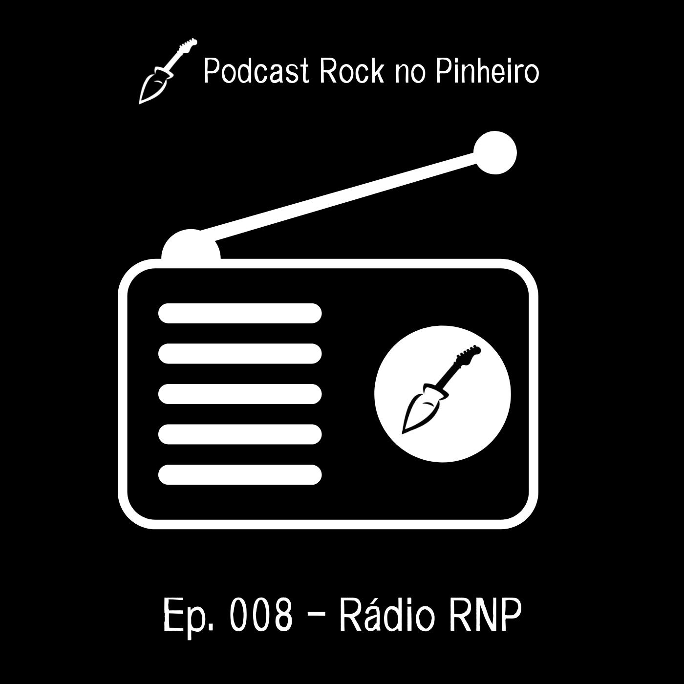 Rádio RNP - Estreia