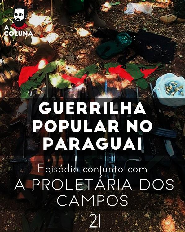 21 - Guerrilha popular no Paraguai