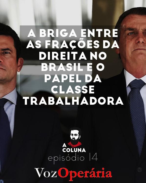 14 - Edição Voz Operária - A briga entre as frações da direita no Brasil e o papel da classe trabalhadora