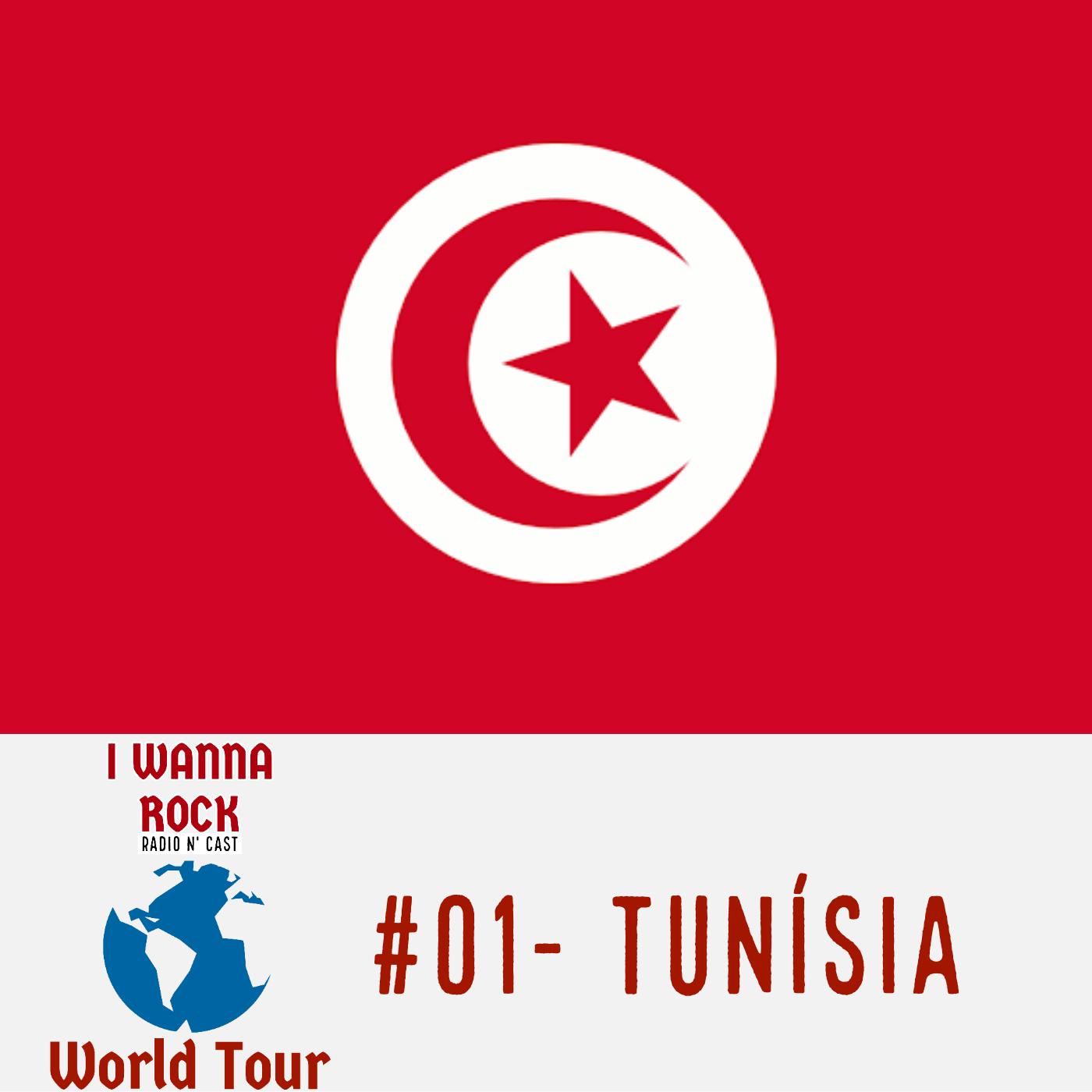 I Wanna Rock World Tour #01- Tunísia