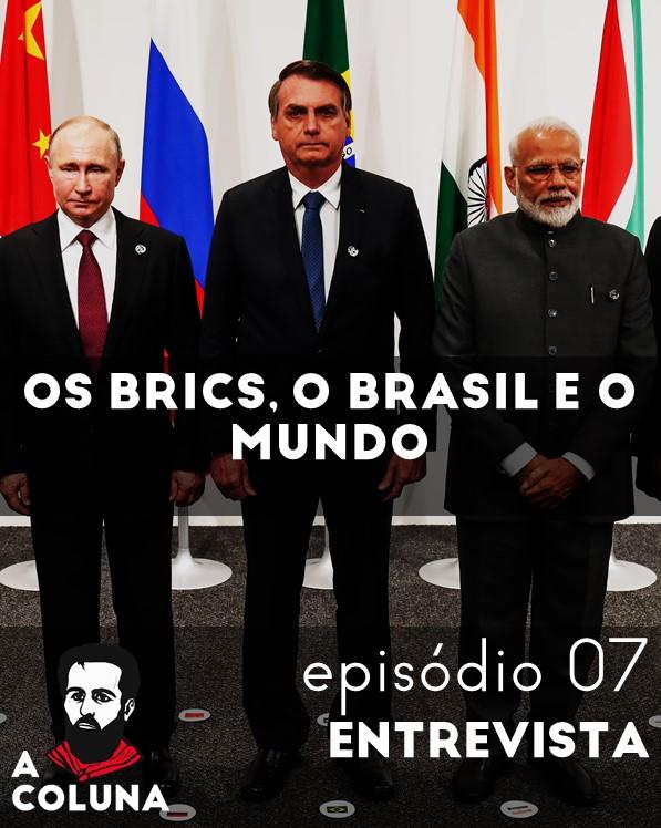 07 - Entrevista com Maxim Khomyakov - Os BRICS, o Brasil e o Mundo